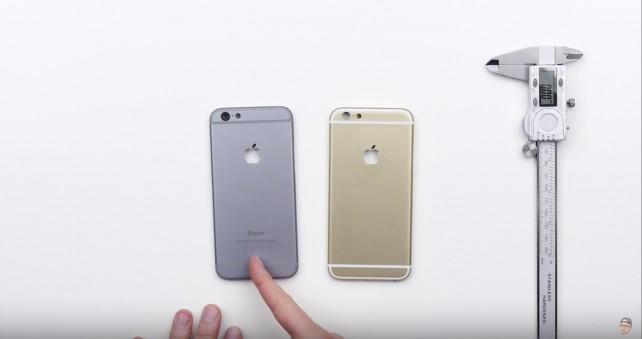 Apple banishes 'Bendgate' with a slight change to the 'iPhone 6s'