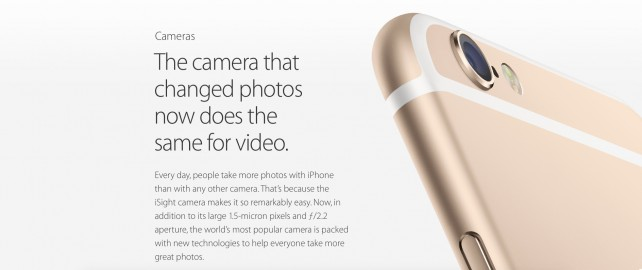 Apple launches repair program for faulty iPhone 6 Plus iSight cameras
