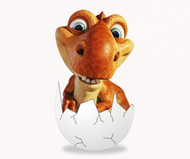 Lets hatch some dinosaur Eggs!