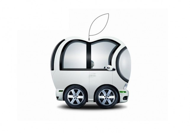 Apple can't make money on cars, says former GM executive