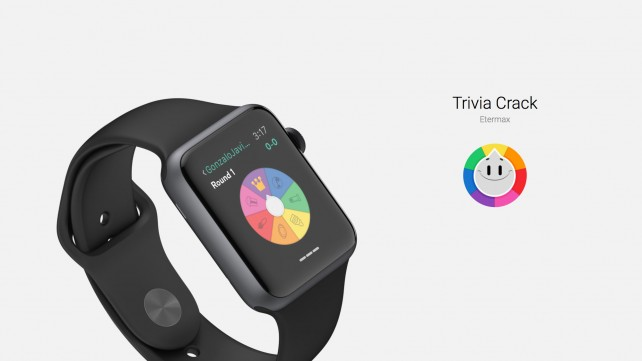 Its now even easier to play Trivia Crack from your Apple Watch