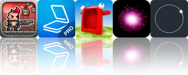 Todays apps gone free: Random Heroes 3, Scanner Plus Pro, xSky and more