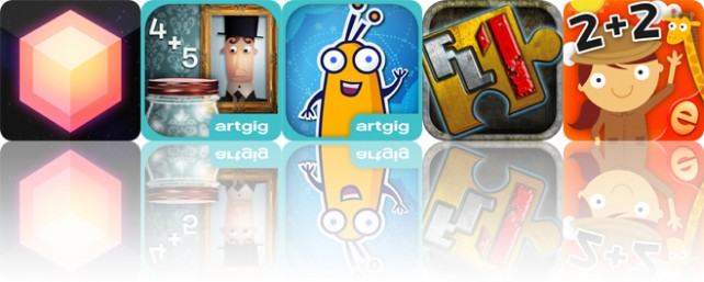 Todays apps gone free: Edge Extended, Mystery Math Town, Alien Buddies and more