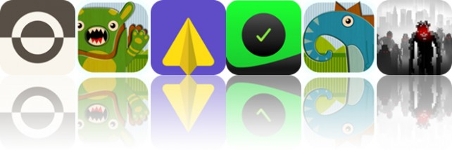 Todays apps gone free: Fonta, Cutie Monsters, Weafo and more