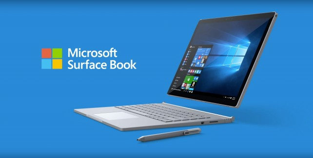 Microsoft responds to Apple with the Surface Pro 4 and the Surface Book laptop