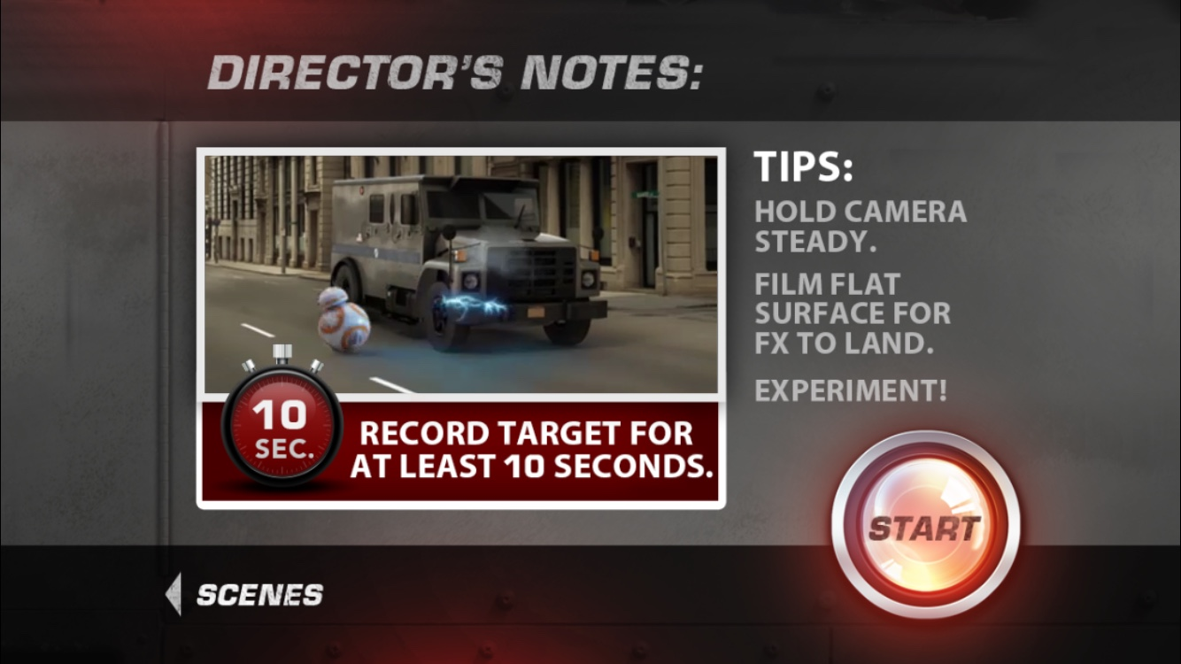 Action Movie FX by Bad Robot Interactive - AppAdvice