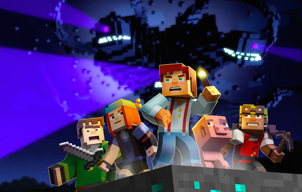 minecraft story mode coloring pages Minecraft: Story Mode Episode 3, 'The Last Place You Look,' is out  minecraft story mode coloring pages