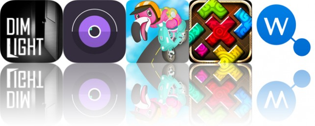 Todays apps gone free: Dim Light, SelfBack, Big City Vehicles and more