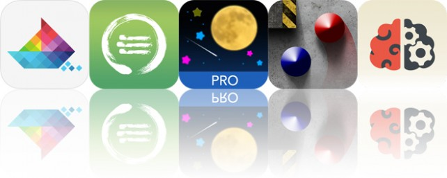 Todays apps gone free: Sea of Squares, Zentries, Baby Dreams and more