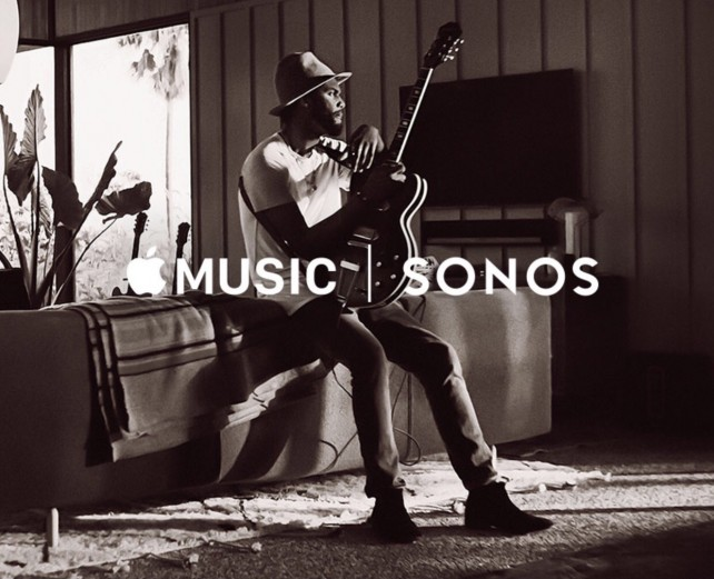 Apple Music will arrive on Sonos devices starting Dec. 15
