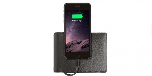 Nomads latest iPhone accessory combines a wallet and backup battery