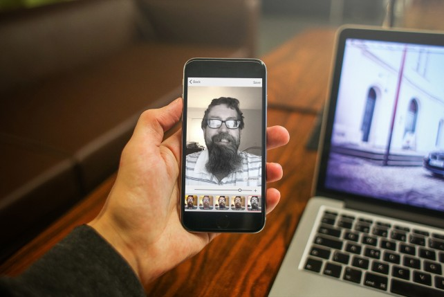 Put on your best face with Microsoft Selfie