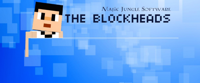 how to play the blockheads on pc