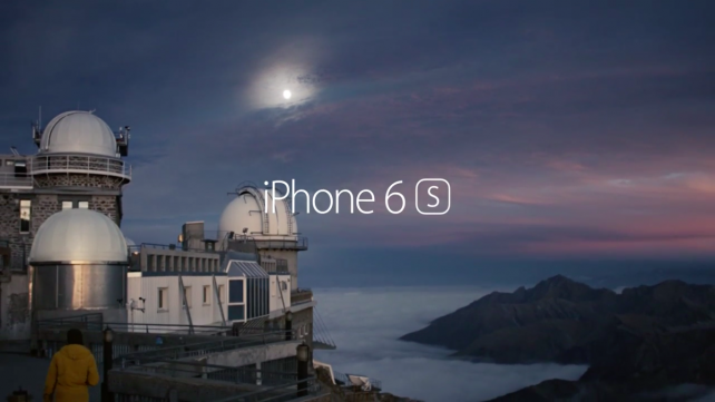 'Hey Siri,' show me Apple's new 'Ridiculously Powerful' ads for iPhone 6s