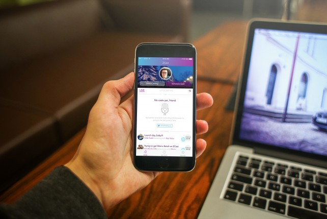 With ZCast, anyone with an iPhone can become a podcaster
