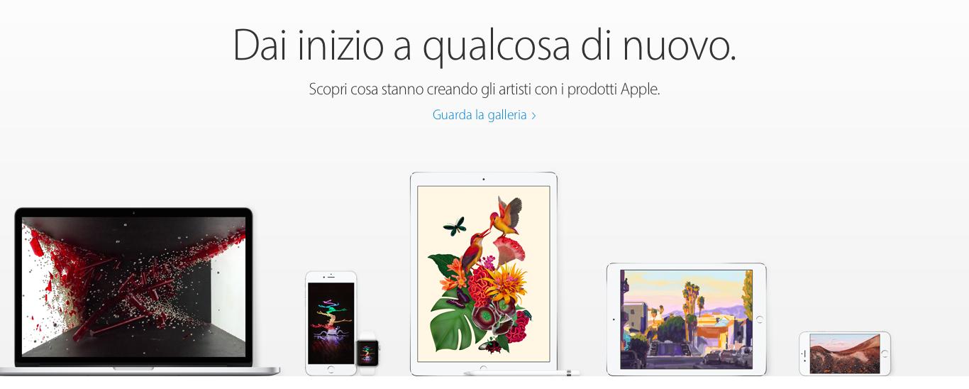 Apple Italy