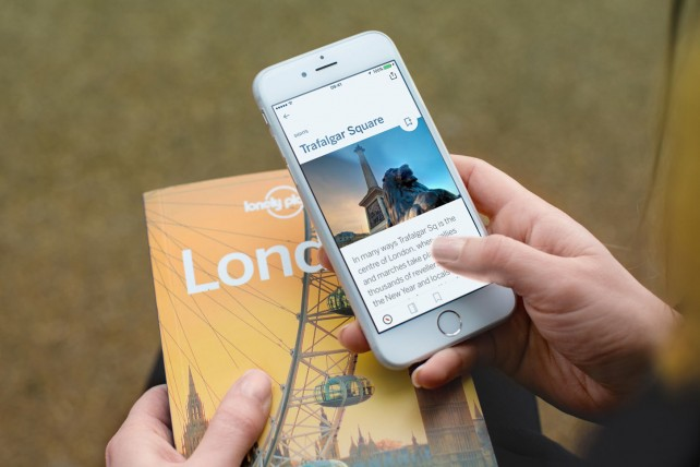 Guides by Lonely Planet is your perfect pocket travel buddy