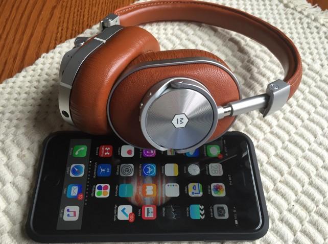 The Master & Dynamic MW60 Wireless Headphones impress
