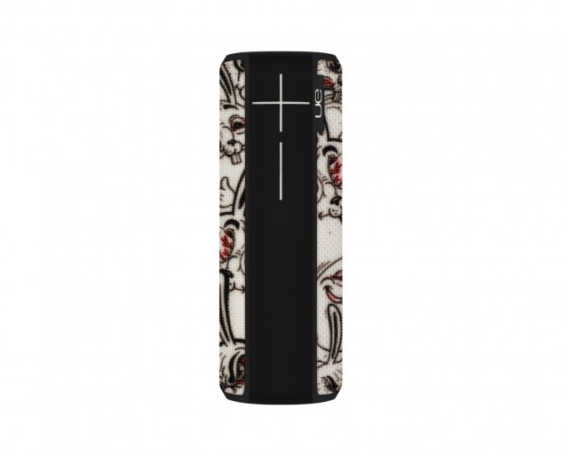 Win a limited-edition UE Boom 2 speaker featuring a design by graffiti illustrator Nychos