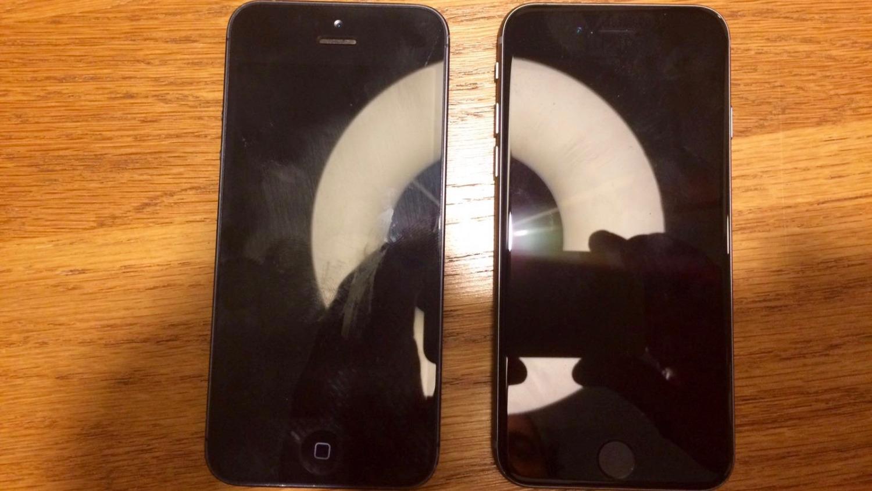 iPhone 5se leak
