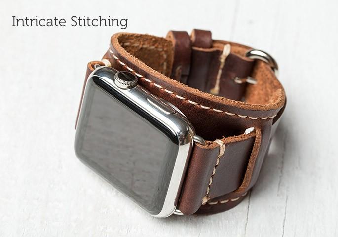 replica hermes apple watch band