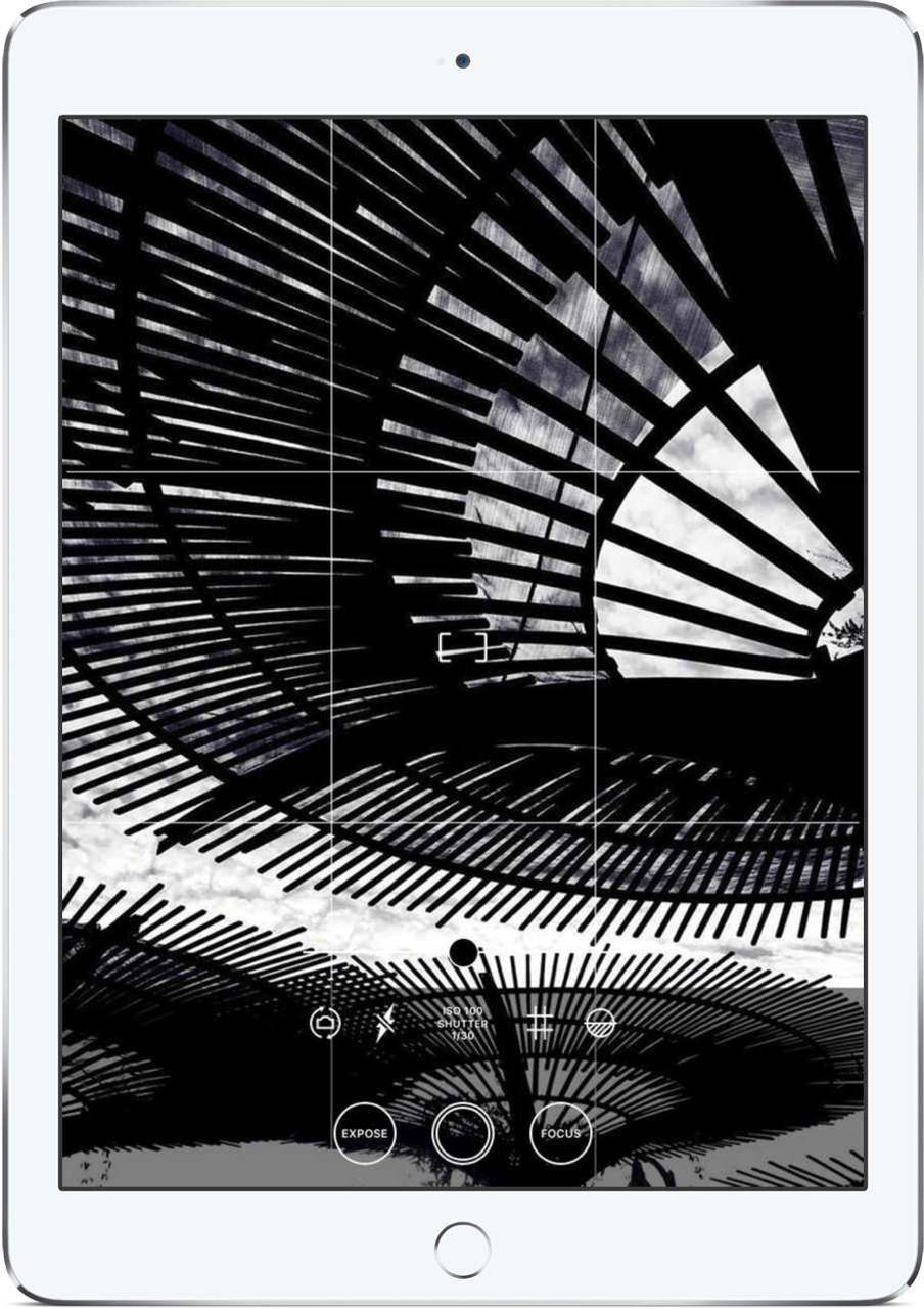 Obscura Camera iPad 2
