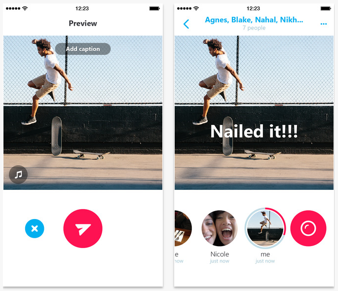 Microsoft Kills Skype Qik App After Adding Features to Skype