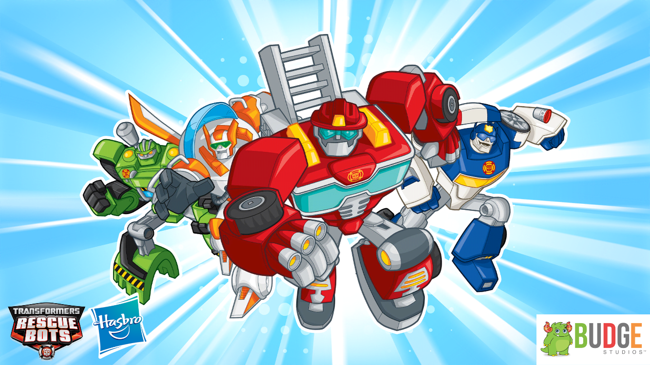 save the day in transformers rescue bots hero adventures