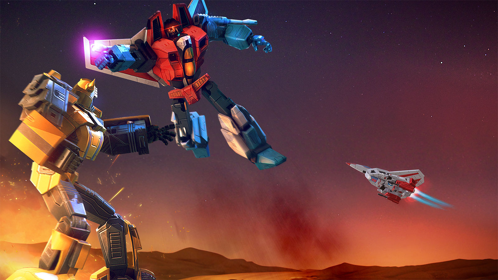 Transformers- Earth Wars