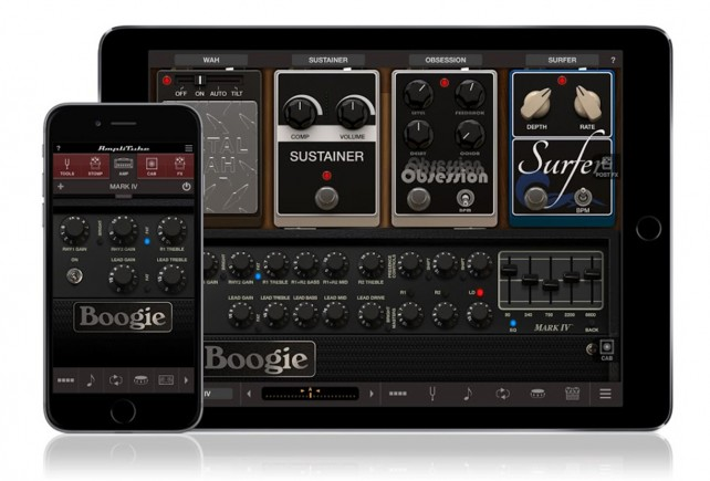 AmpliTube MESA Boogie - Amps and Stomps