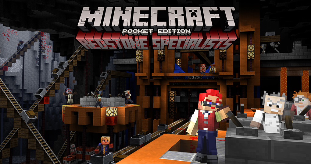 the new update for minecraft pocket edition