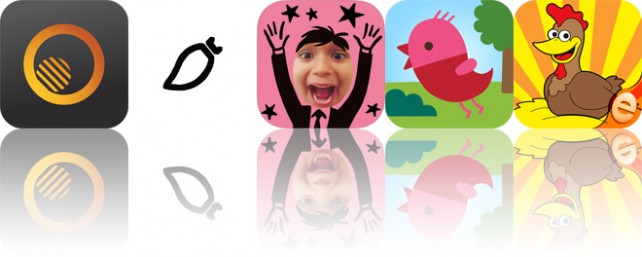Todays apps gone free: Tangent, Paint Hack, Chomp and more