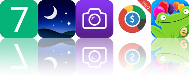 Todays apps gone free: Quick Fit, Star Rover, deGeo Camera and more