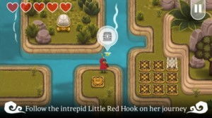 Legend of the Skyfish by Crescent Moon Games screenshot