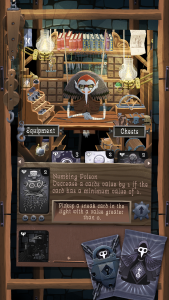 Card Thief by Arnold Rauers screenshot