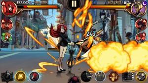 Skullgirls by LINE Corporation screenshot