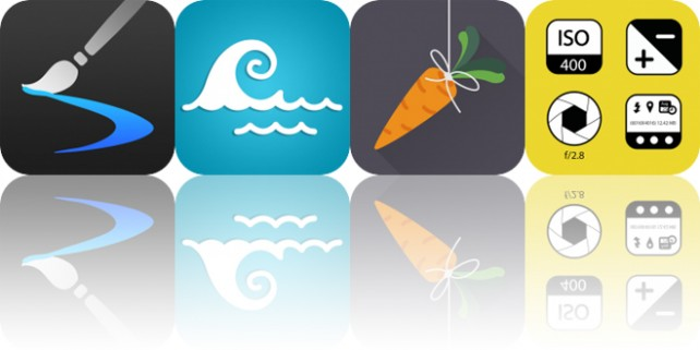 photo image Today's Apps Gone Free: Inspire Pro, Tide Alert, Cheerleader and More