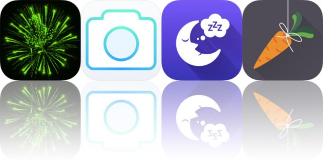 photo image Today's Apps Gone Free: Pyrotexni, NoLocation, Thunderstorm Sounds and More