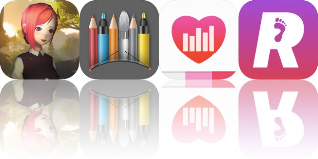 photo image Today's Apps Gone Free: BrightRidge, Snap Markup, FitDash and More