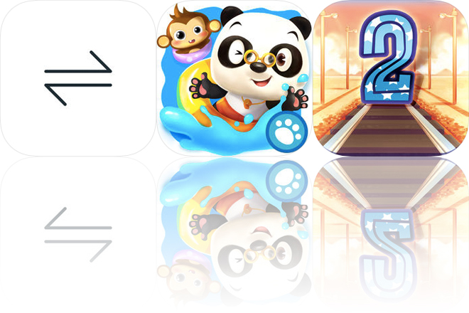 Today\'s Apps Gone Free: Amount, Dr. Panda Swimming Pool and Train ...