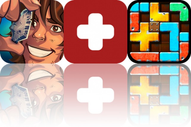 Today's Apps Gone Free: Dawn of Crafting, Monogram and Slide Tetromino