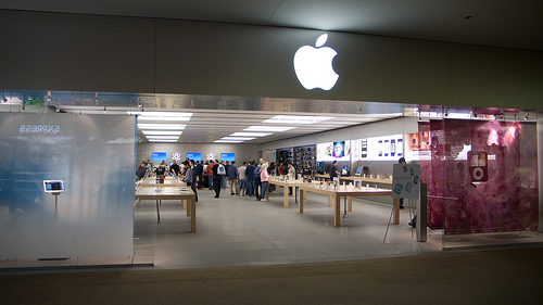 U.S Apple Stores Now Open at 8 A.M. Due to iPhone 3G Demand