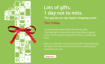 Bargain Bonanza - Apple Product Deals on Black Friday