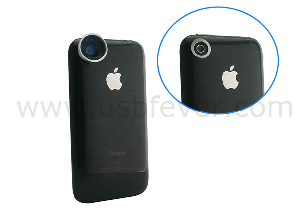 Magnetic Lenses for iPhone Camera