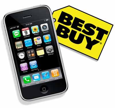 Best Buy Discounts iPhone 3G