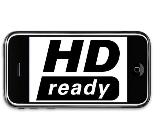 Next-Gen iPhone To Support HD Video?