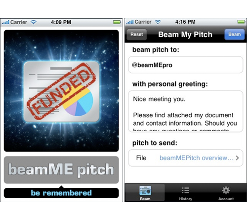 rmbrME Adds Twitter Support To All Apps, Releases beamME Pitch