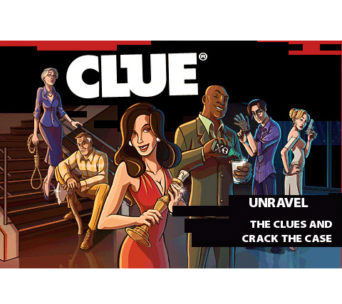 EA Releases The Classic Board Game Clue For iPhone