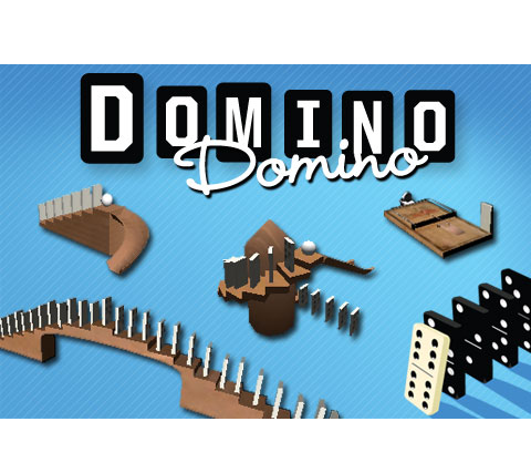 Domino Domino - Set Them Up And Knock Them Down