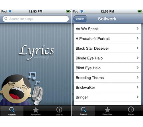 App Store Insider: The Lyrics Easter Egg Hunt